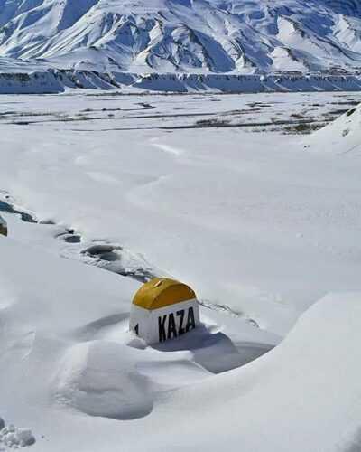 Kaza  Places to Visit in Himachal Pradesh