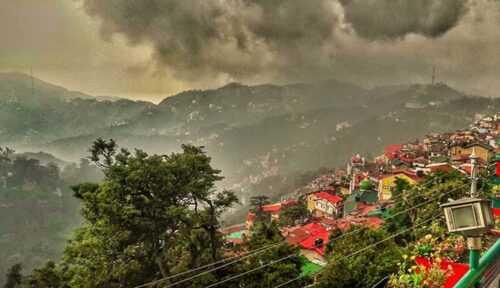 Kufri  Places to Visit in Himachal Pradesh