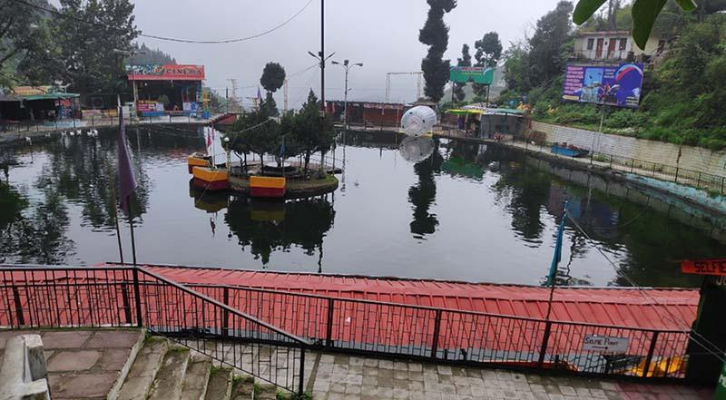 Mussoorie-Lake-places to visit in mussoorie