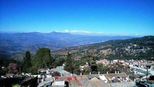 Ranikhet-Uttarakhand