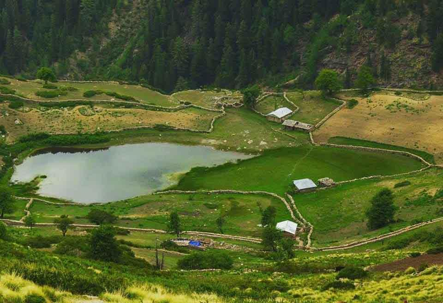 Sangla  Places to Visit in Himachal Pradesh