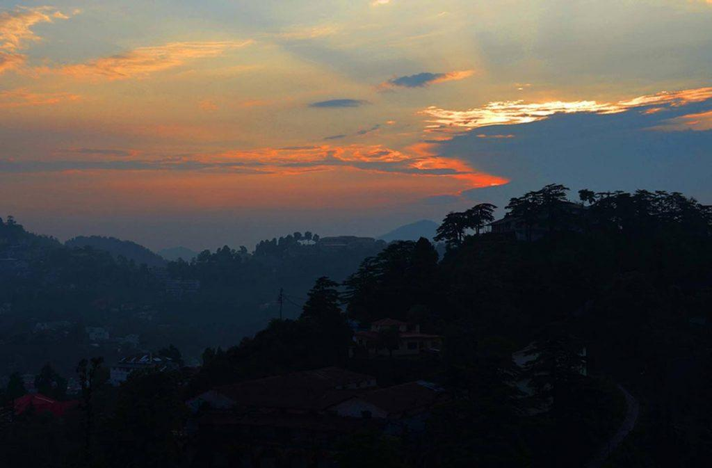 gun-hill- places to visit in mussoorie