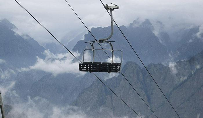 Auli Chair Lift Places to Visit in Auli