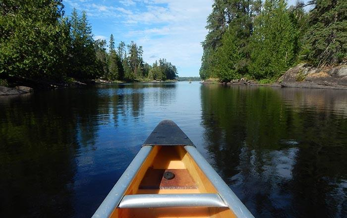 Boundary Waters Canoe Area Places to Visit in Minnesota