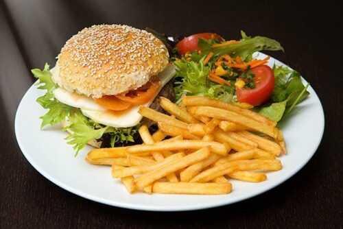 Burger Jaipur Street Food