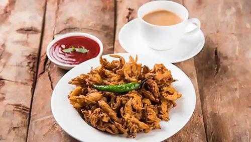 Chat Pakoda Jaipur Street Food