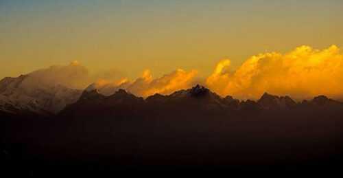 Darjeeling Tiger Hill