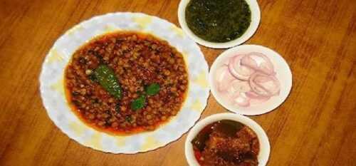 kinema curry  best food in gangtok