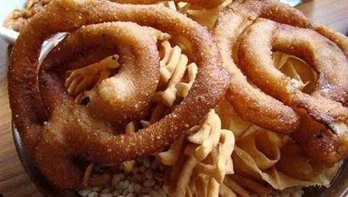 Sel roti best food in gangtok