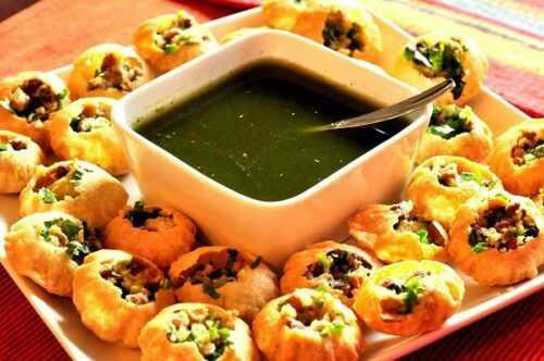 Gol Gappa Jaipur Street Food