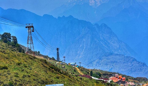 Gurso Bugyal Trek  Places to Visit in Auli