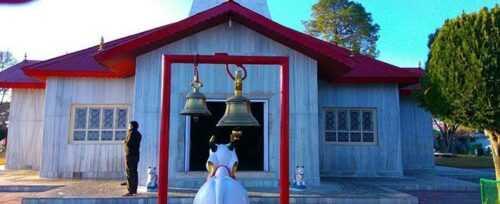 Haidakhan Temple Places to Visit in Ranikhet