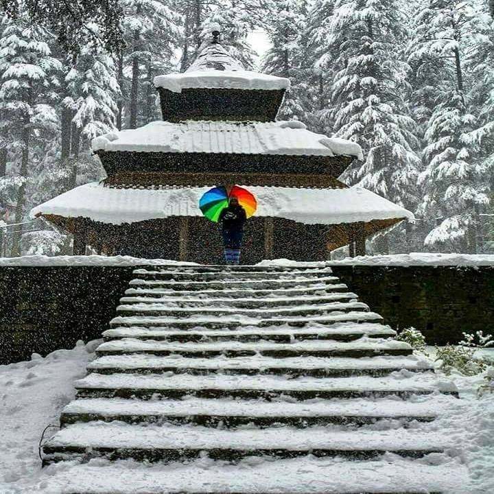 Hidimba Devi Temple Things to Do In Manali