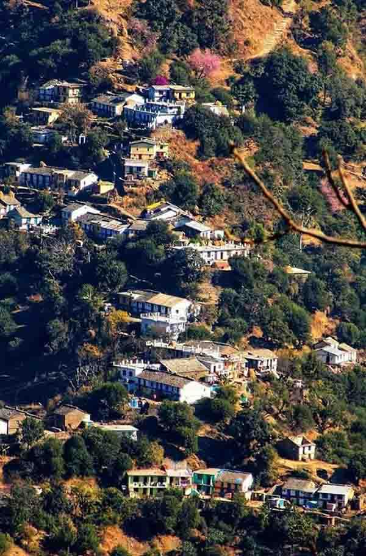 Majkhali  Places to Visit in Ranikhet