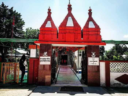 Mankameshwar Temple Places to Visit in Ranikhet