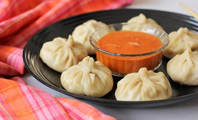 Momos Nepal Famous Food