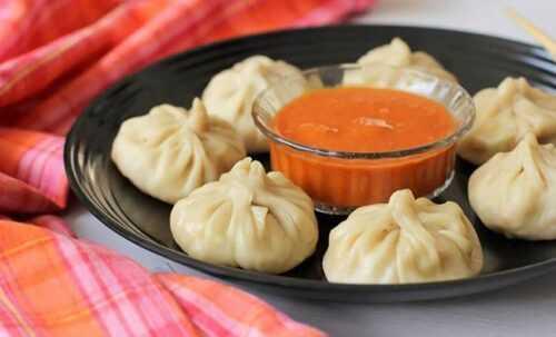 Momos Dehradun famous food