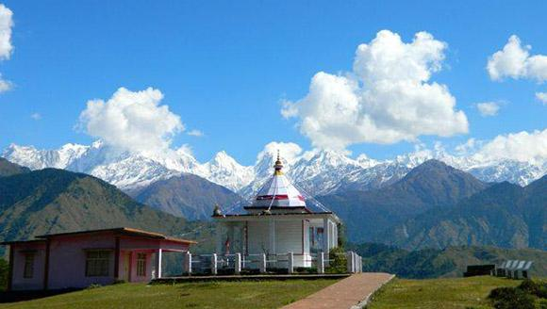 Nanda Devi Auli Tour Plan