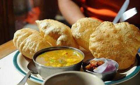 Poori Sabji Dehradun famous food
