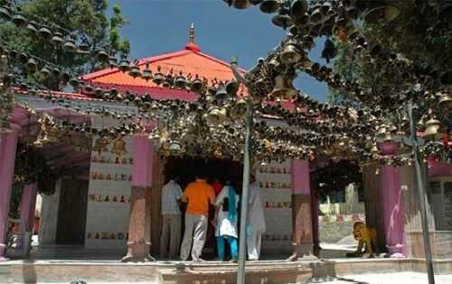 Ram Mandir Places to Visit in Ranikhet