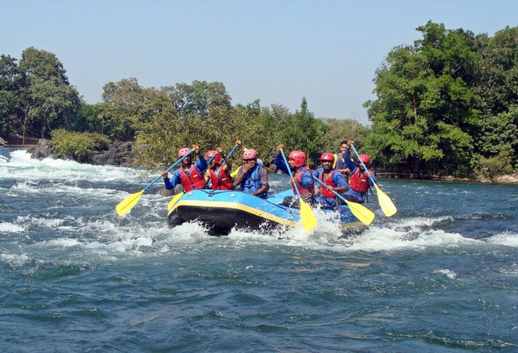 River Rafting In Gujarat