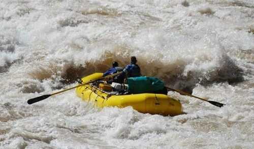River Rafting In Leh