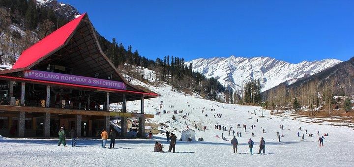 Solang Valley Things to Do In Manali
