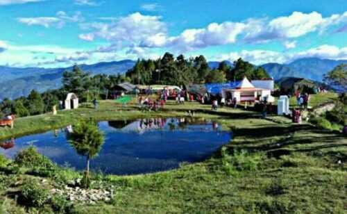 Tarikhet Village Places to Visit in Ranikhet