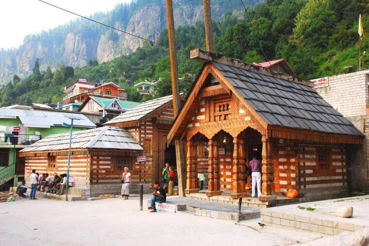 Vashist Temple Things to Do In Manali