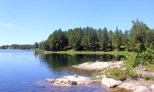 Voyageurs National Park Places to Visit in Minnesota