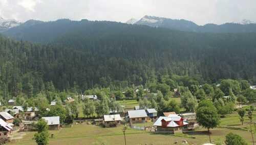 Hill Station near Katra