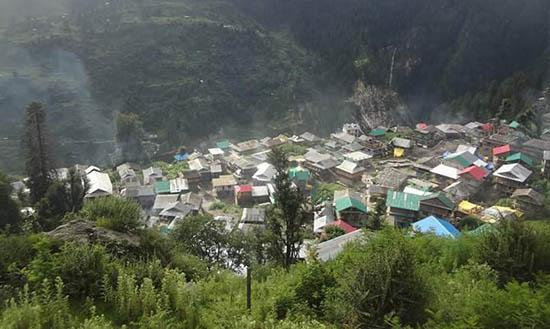 Malana Village Places to Visit in Kasol