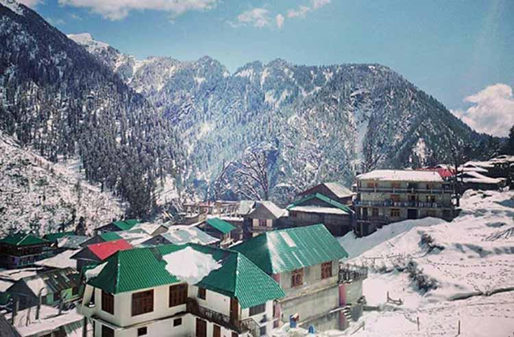 Rasol Village Places to Visit in Kasol