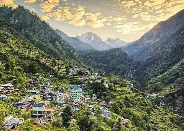 Tosh Village Places to Visit in Kasol
