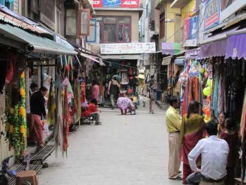 manu market Things to Do In Manali