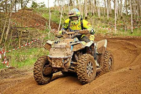 ATV Bikes Adventure Sports in Gujarat