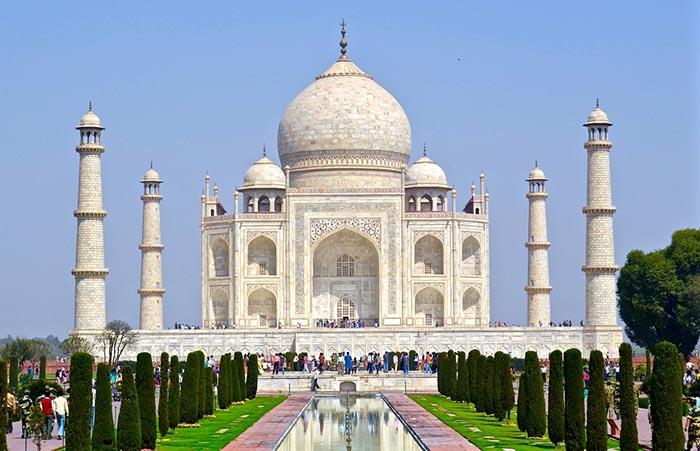 Agra Most Attractive Places in India