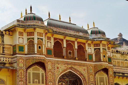 Amer Fort New Tourist Places in India