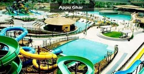 Appu Ghar -Best Water Park in Jaipur