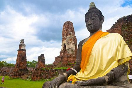 Ayuthaya  Visiting Places in Thailand