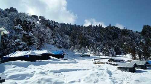 Chopta Tents