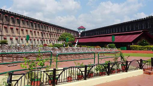 Cellular Jail  Places to Visit in Andaman