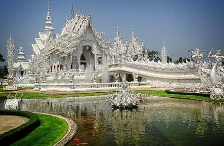 Chiang Rai  Visiting Places in Thailand