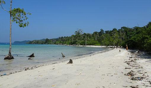 Chidiya Tapu  Places to Visit in Andaman