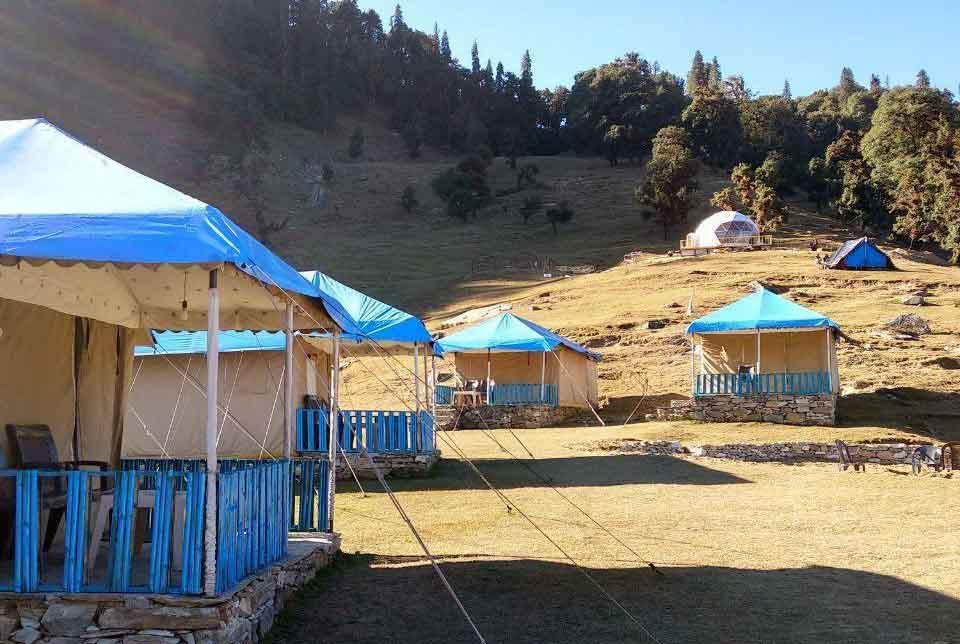 Chopta Meadows Heritage Camps