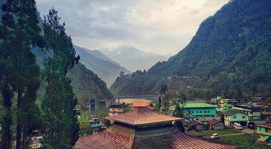 Chungthang  Most Beautiful Places in Sikkim