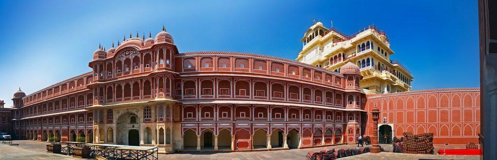 City Palace New Tourist Places in India