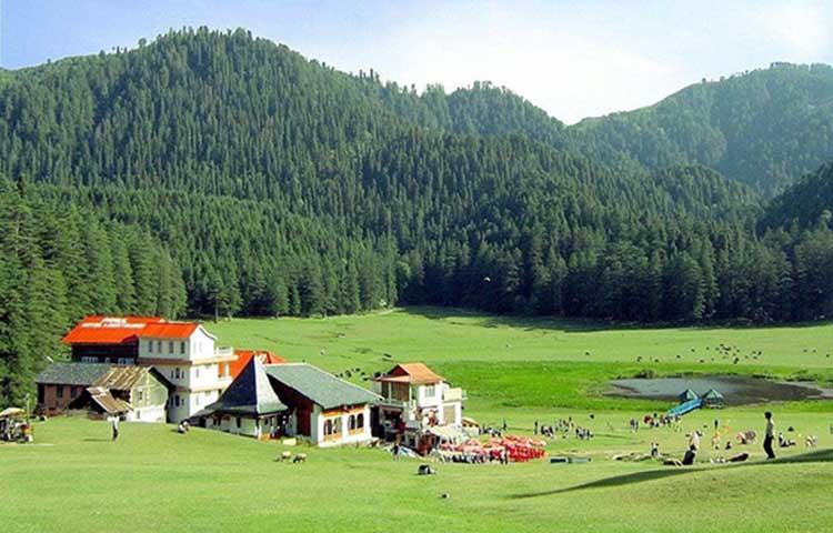 Dalhousie   Best Snow Places in India