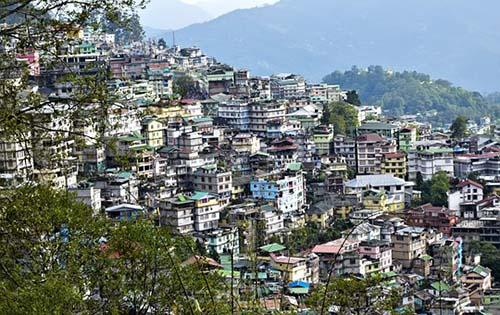 Gangtok Best Snow Places in India