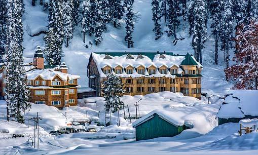 Gulmarg Best Snow Places in India